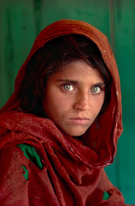 Interview with Steve McCurry - Masters of Photography